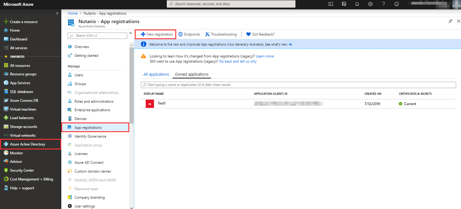 BYO Azure Account — Nutanix Frame Documentation 1 documentation